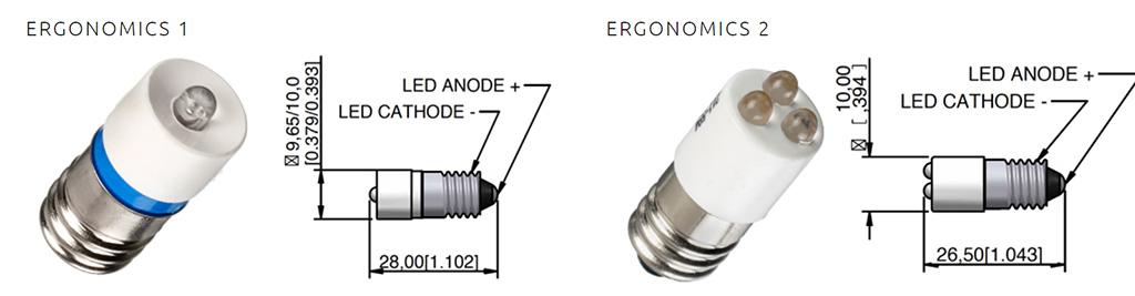 E10-sarjan kaavio