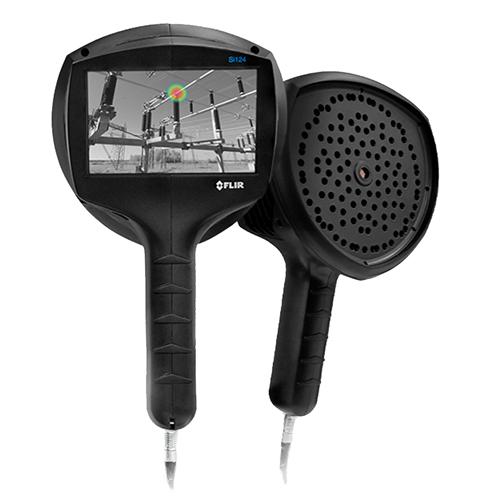 Flir Si124 akustinen äänikamera