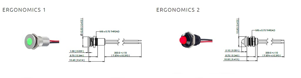 Q8 korkea kontrasti kaavio