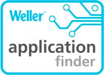 Weller application finder