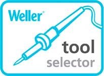 Weller tool selector