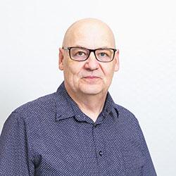 Tuotepäälllikkö Kari Niemi
