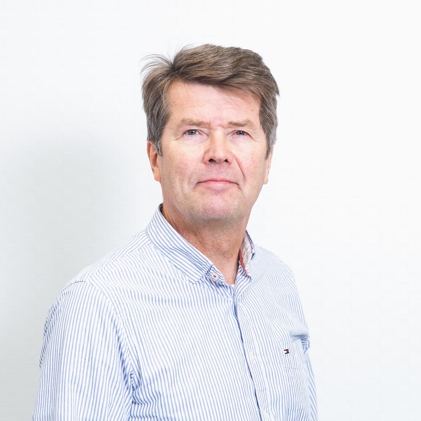 Tuotepäällikkö Jorma Pylkkö