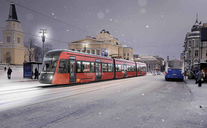 Tampereen raitiovaunu